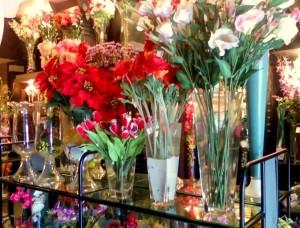 ide vas bunga cantik