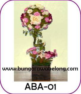 bunga plastik murah