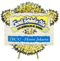Bunga Duka Cita RS Husada Jakarta
