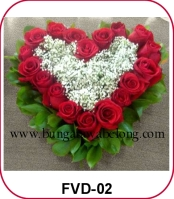 mawar valentine