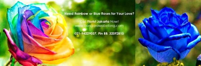 Toko Bunga di Kebon Jeruk Jakarta Barat